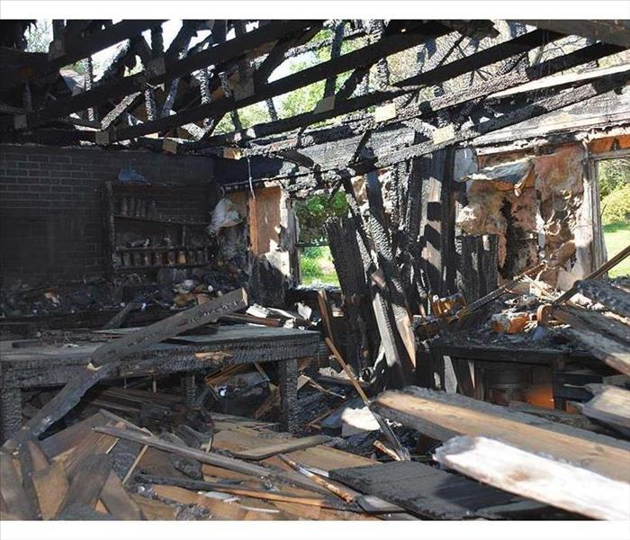 Fire-Scorched Property in Chamblee