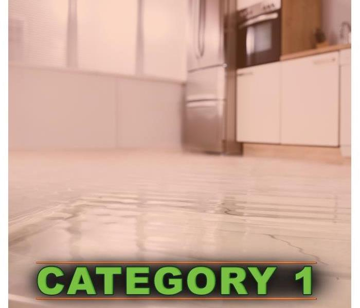 Water Damage The 3 Categories of Water: The Good, the Bad and the Ugly